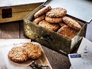 Grandma's Anzac biscuits