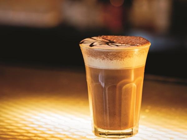 Mushroom coffee? It's a thing