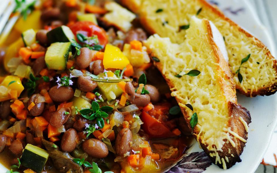 Italian bean stew recipe | FOOD TO LOVE