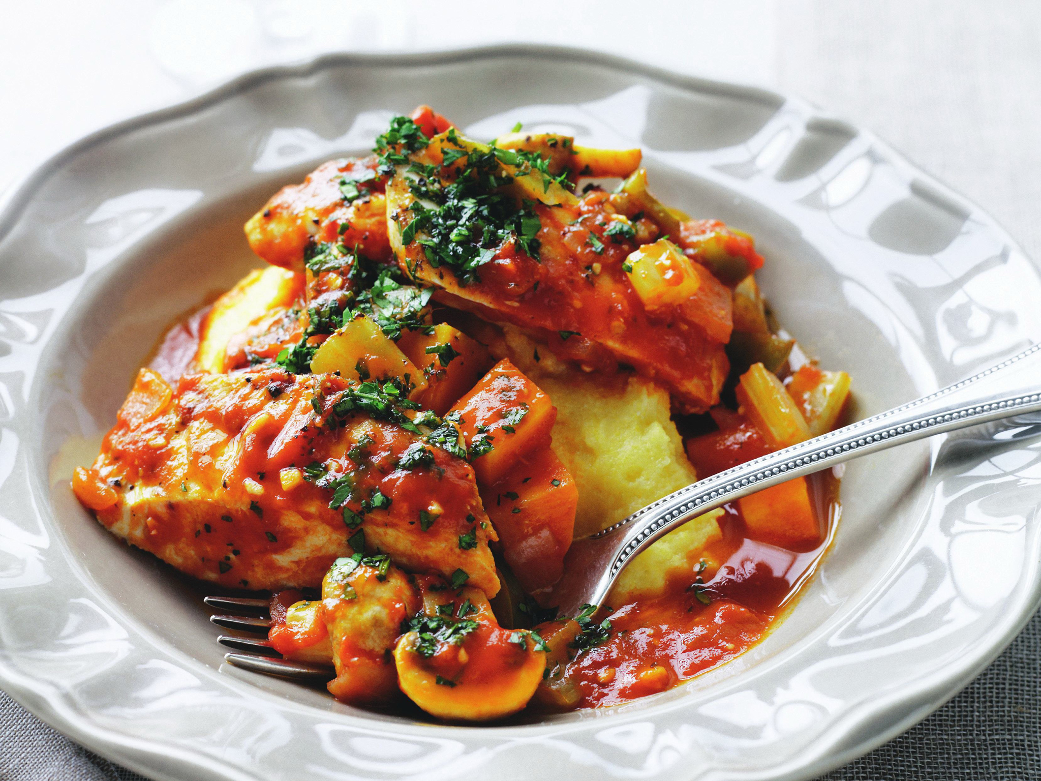 Chicken cacciatore recipe food to love forumfinder Images