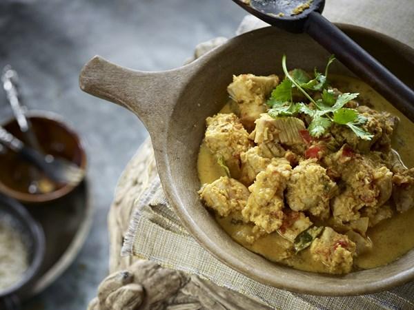 how to prepare goan fish curry