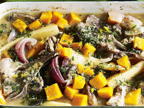how to cook lamb casserole