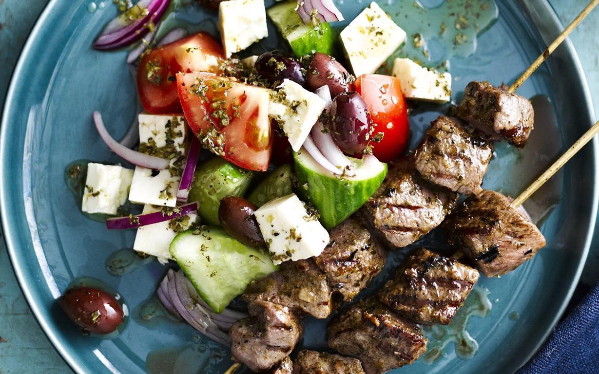 recipe: greek lamb shish kabob marinade [11]