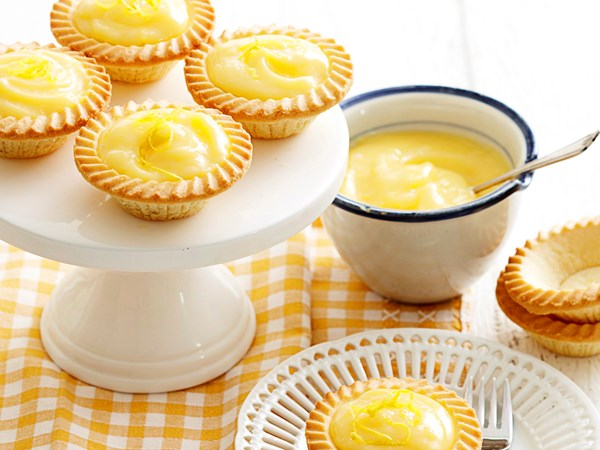 How to make a simple lemon curd