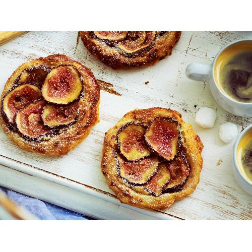 Fig galettes recipe | Food To Love