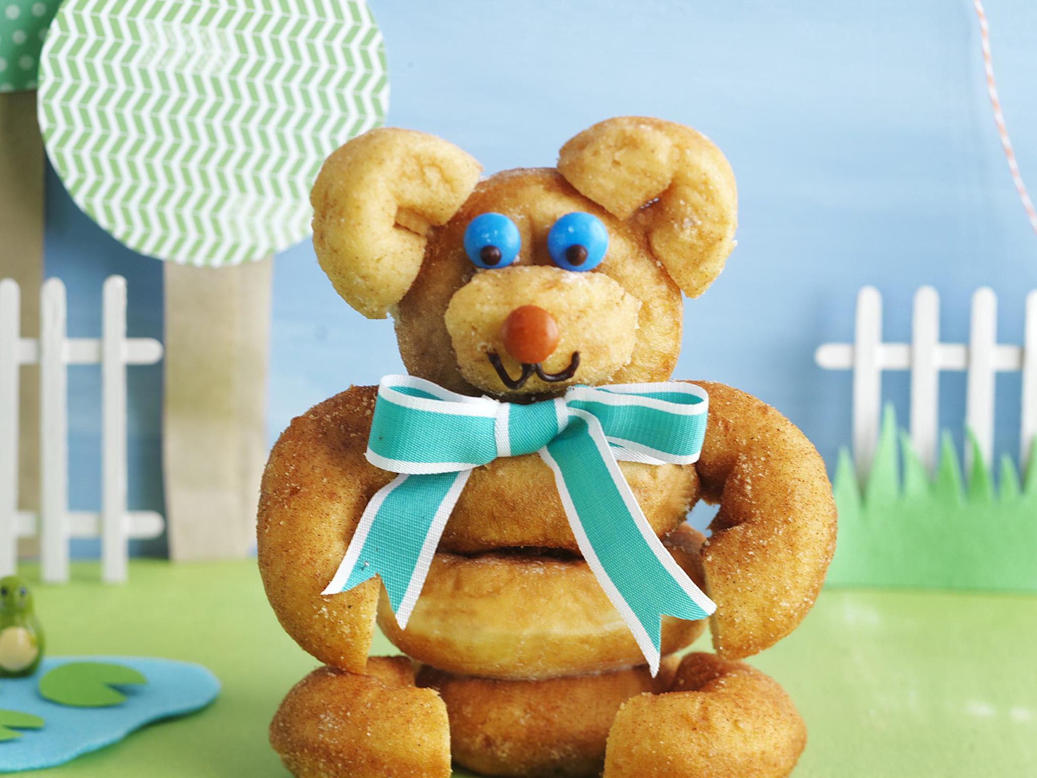 Teddy Bear Birthday Cake Recipe Food To Love