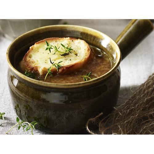 French onion soup with gruyère croûtons recipe | Food To Love