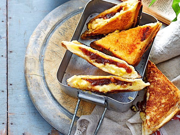How to make the perfect toasted cheese sandwich