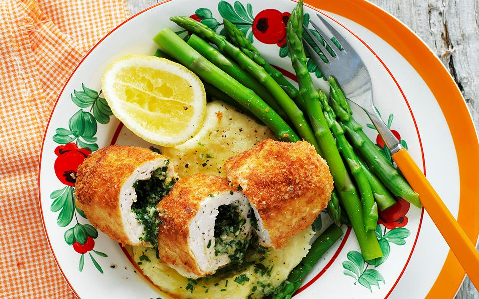 Chicken kiev recipe | FOOD TO LOVE
