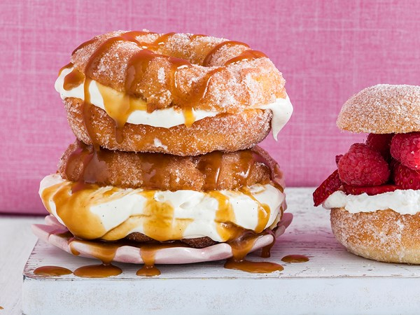 There's a doughnut festival coming to Sydney this weekend