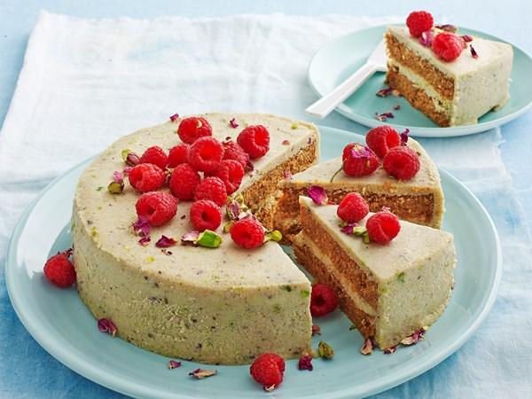 Hummingbird cashew cake