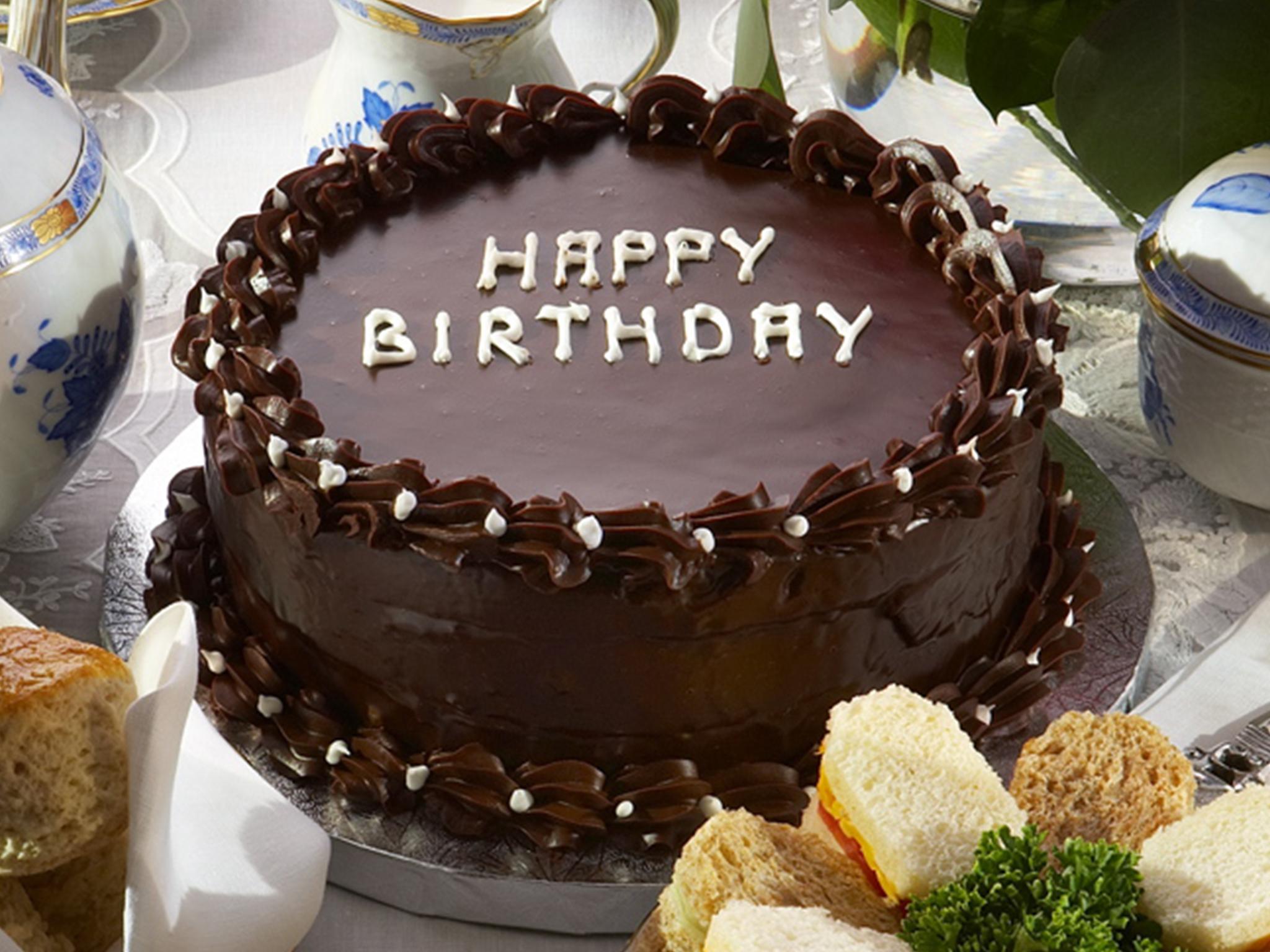 Queen Elizabeth IIs birthday chocolate cake recipe Food To Love