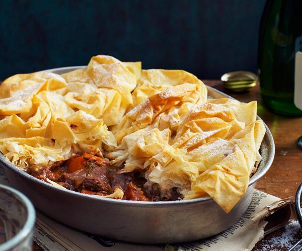 Moroccan lamb pie recipe   Food To Love