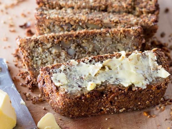 Nutty bread