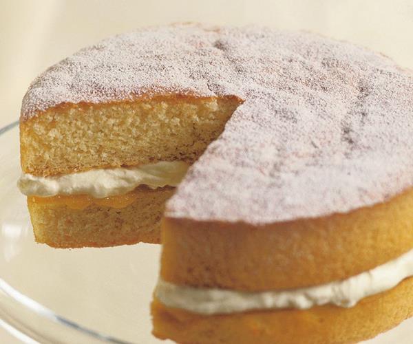 lemon butter sponge cake recipe food to love. Black Bedroom Furniture Sets. Home Design Ideas