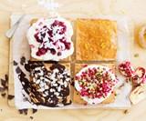 Vanilla butter cake