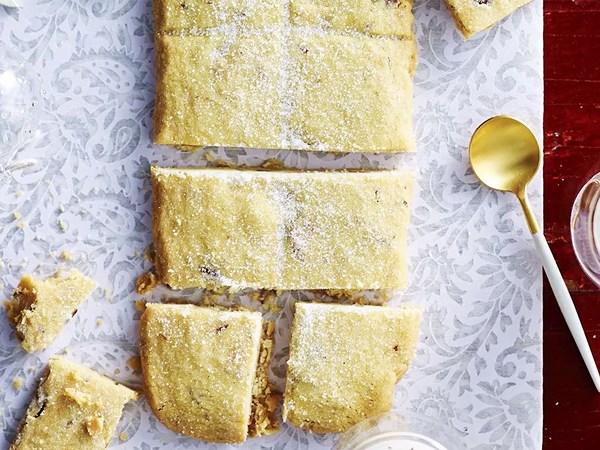 How to make Christmas shortbread