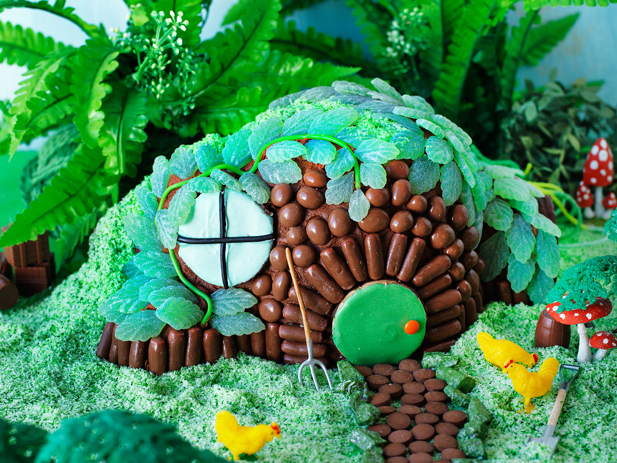 Hobbits House Cake Recipe Food To Love