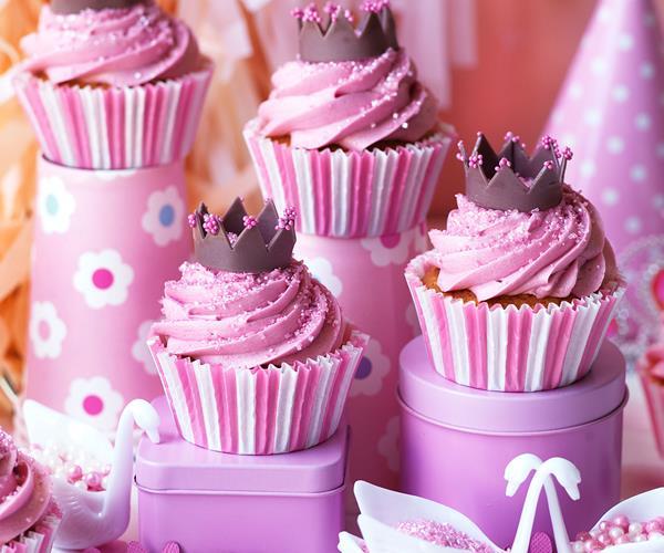 Littlest Princess Cupcakes Recipe Food To Love