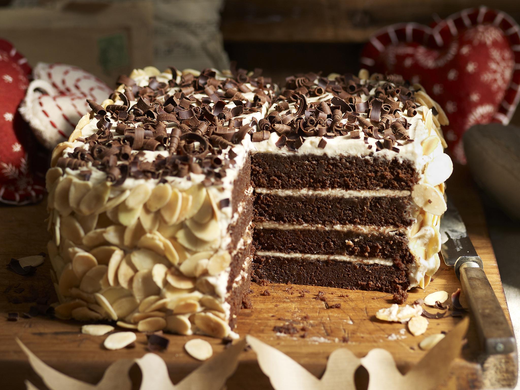 Торт с маскарпоне рецепт пошагово в домашних условиях шоколадный
