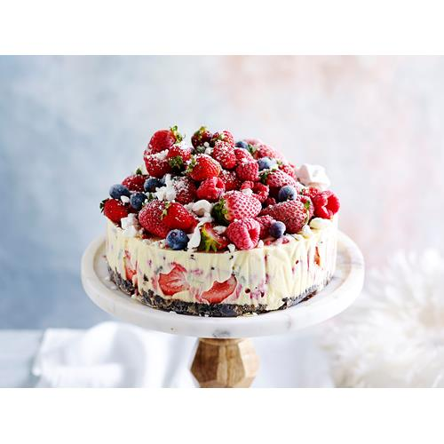 The-night-before frozen Christmas ice-cream cake recipe ...