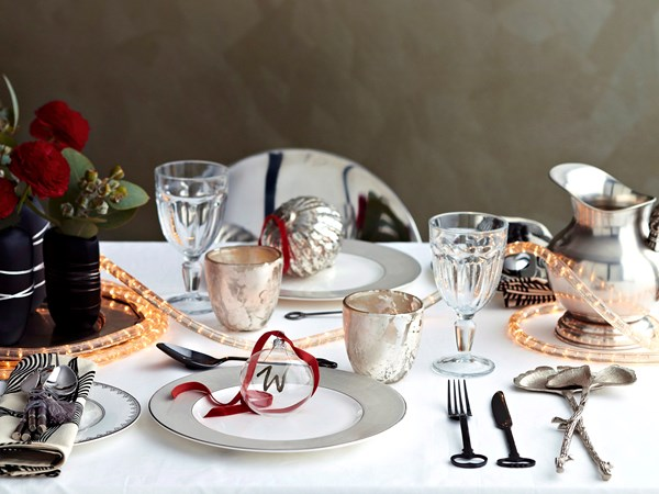 Ten beautiful table settings to inspire you this Christmas