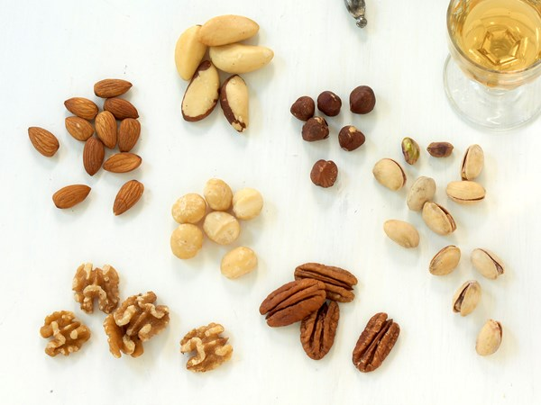 10 nutritious nuts to kick-start your health goals