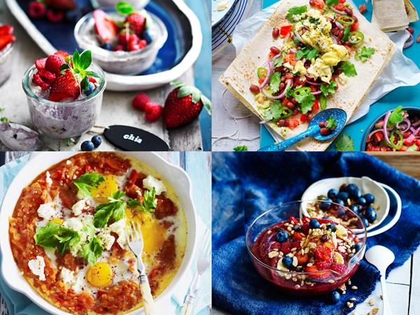 #WellnessWednesday: Healthy breakfast ideas