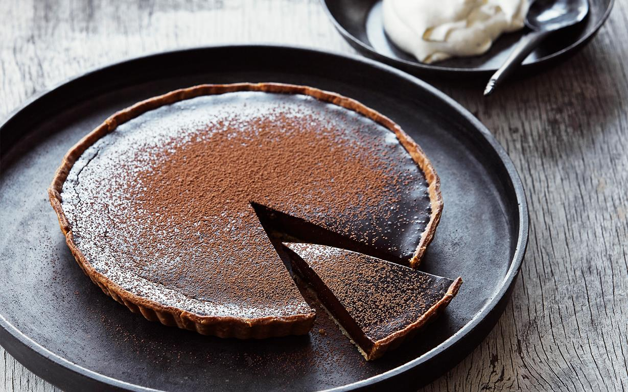 Mark Best's chocolate tart recipe | Food To Love
