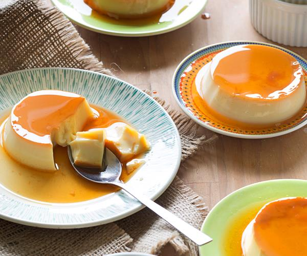 Simple crème caramel recipe | Food To Love