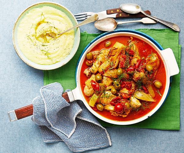 Braised fennel chicken recipe | Food To Love