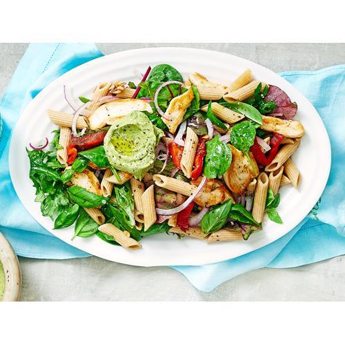Basil Pesto Chicken Food Network