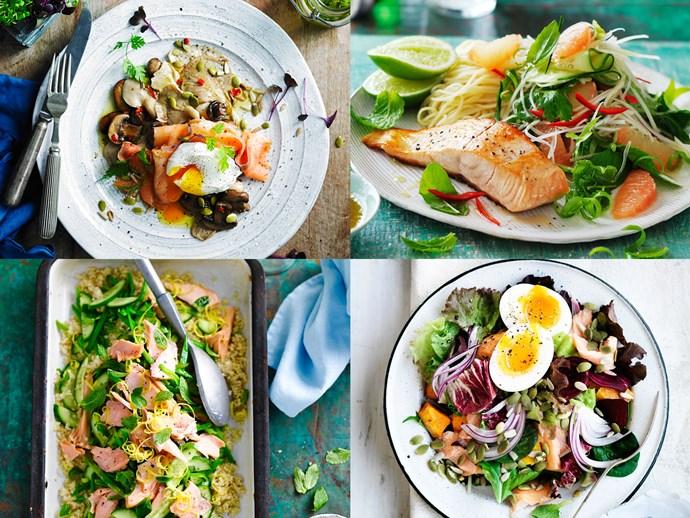 Wellness Wednesday: Healthy salmon recipes