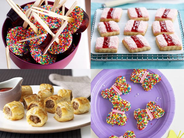 Throwback Thursday: 90s Aussie kids' party food