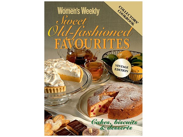 Throwback Thursday: Sweet Old-Fashioned Favourites