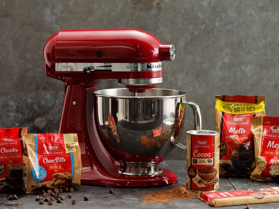 WIN the ultimate Baker's Prize Pack worth over $900!