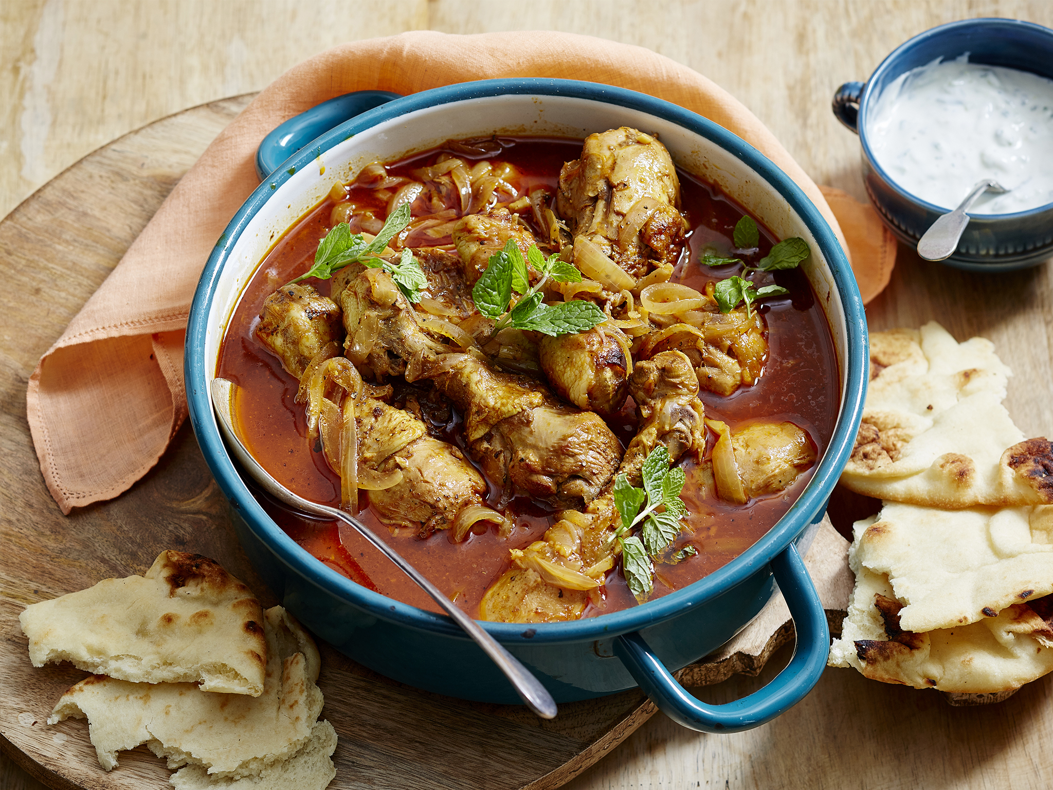 Authentic indian chicken vindaloo recipe with raita recipe food authentic indian chicken vindaloo recipe with raita recipe food to love ccuart Gallery
