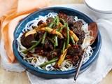 Asian-style beef casserole