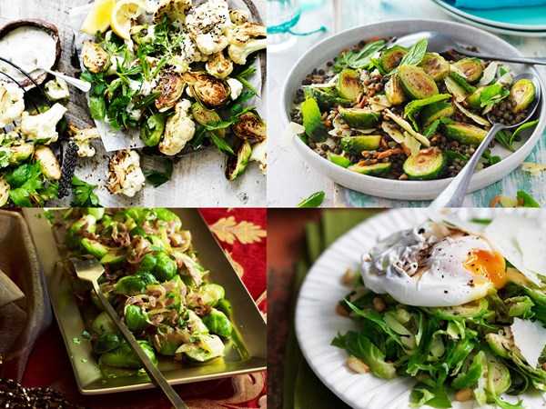 Wellness Wednesday: 10 Brussels sprouts recipes even the kids will love