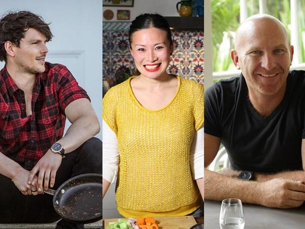 Poh, Matt Moran & Dan Churchill sound off on their favourite childhood cooking memories
