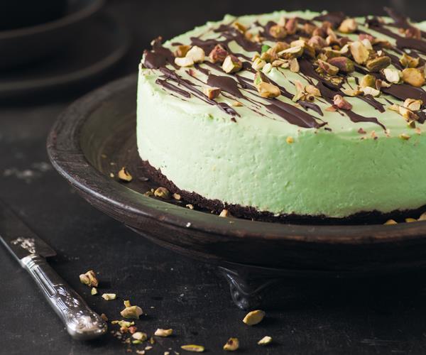 Gluten Free Chocolate Mint Cheesecake Recipe Food To Love