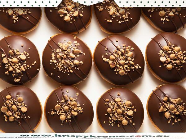 Krispy Kreme to release Reese's peanut butter cup doughnut