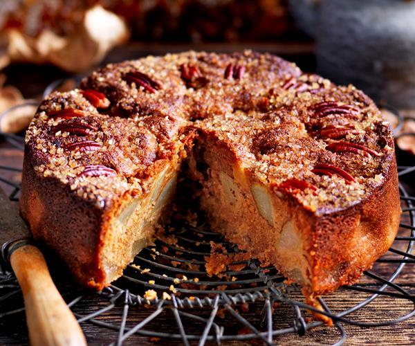 Seville Orange And Almond Cake