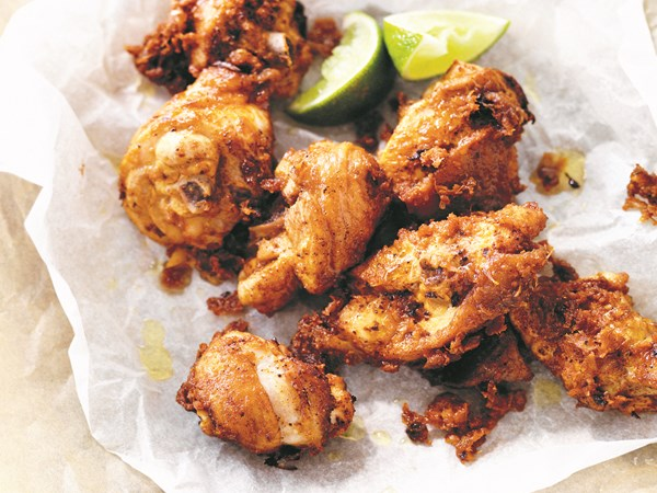 Manu Feidel's Malaysian fried chicken