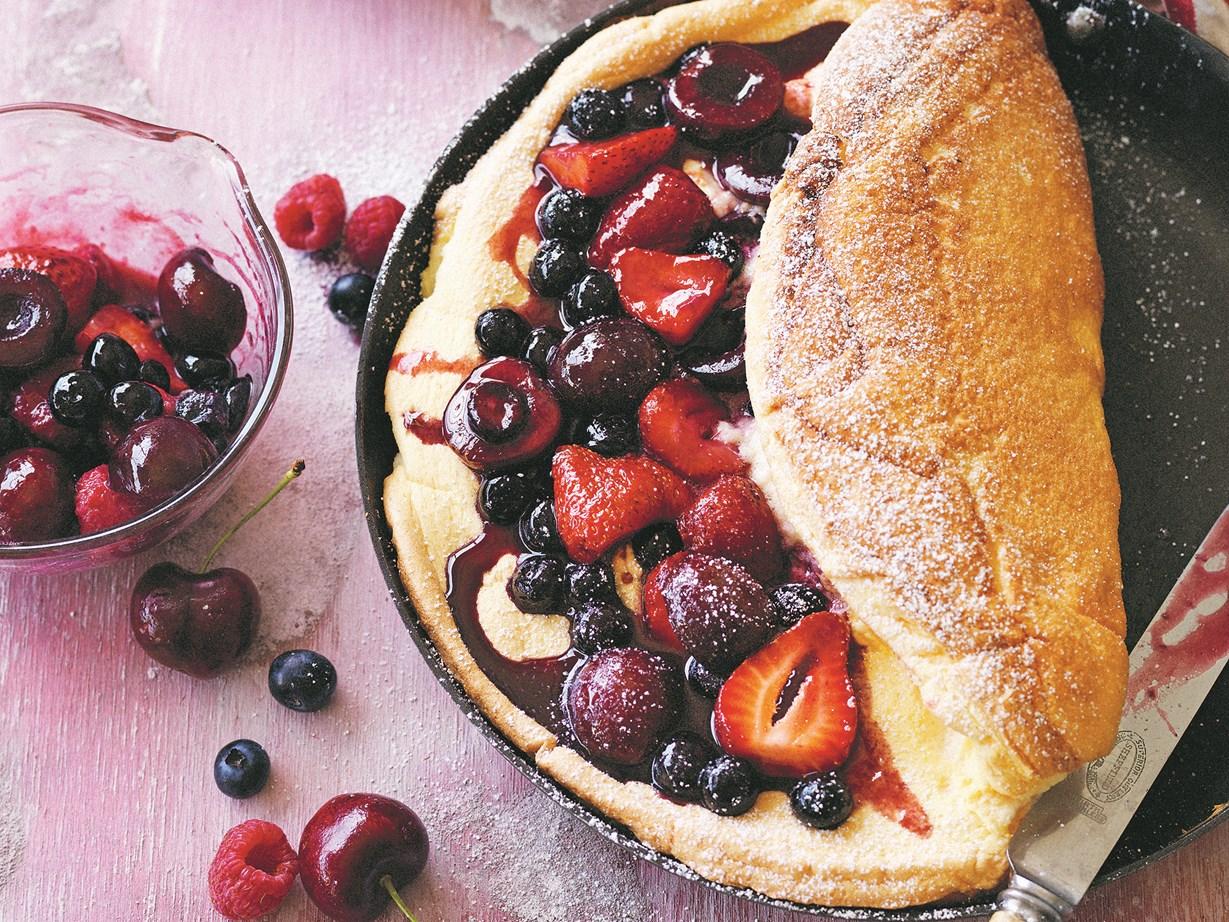 glutenvrij dessert recept