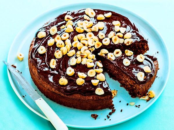 Flourless Paleo chocolate cake