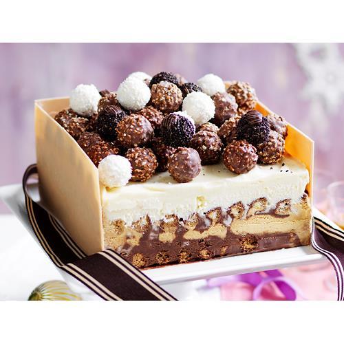 Recipe For Tiramisu Ice Cream Cake Woman S Day