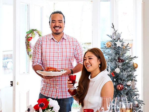How to host a Christmas dinner like Adam Liaw