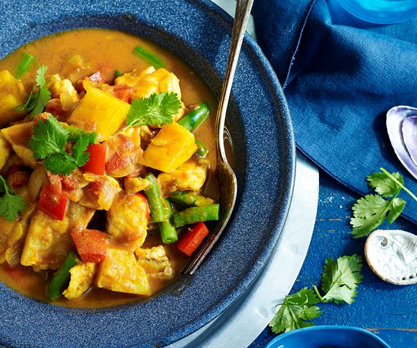 Spiced fish stew recipe recipe food to love for How to make fish stew