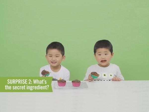 The simple trick to transforming kids' tastebuds